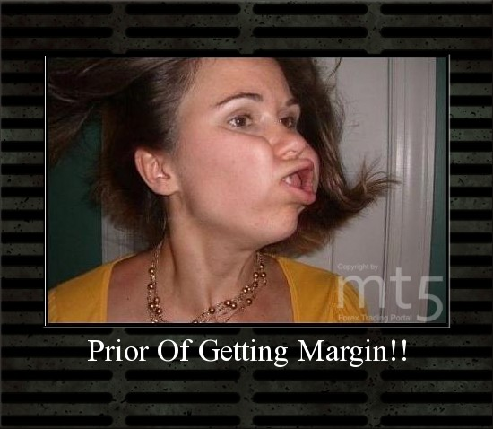 Prior Of Getting Margin!!