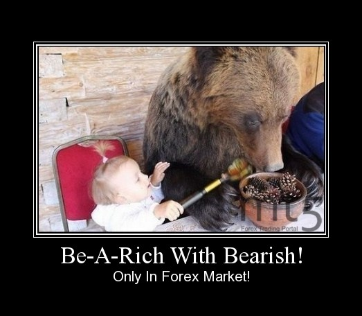 Be-A-Rich With Bearish!