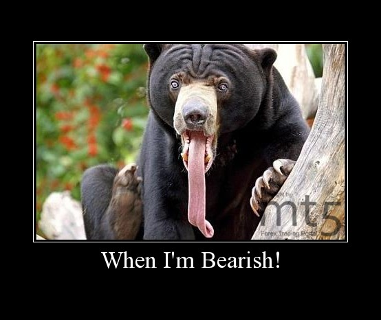 When I'm Bearish!