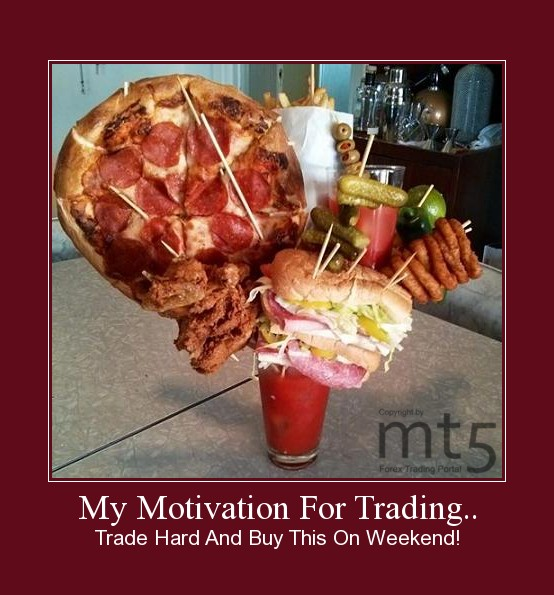 My Motivation For Trading..