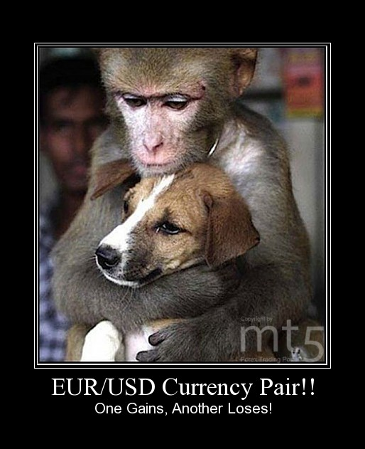 EUR/USD Currency Pair!!