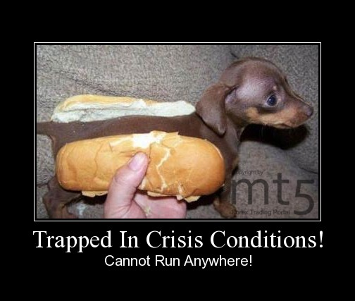 Trapped In Crisis Conditions!