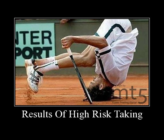 Results Of High Risk Taking
