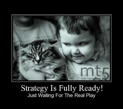 Strategy Is Fully Ready!