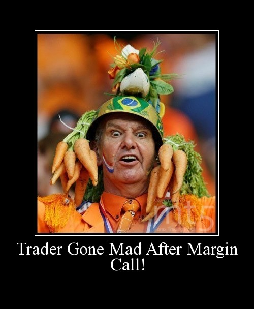 Trader Gone Mad After Margin Call!