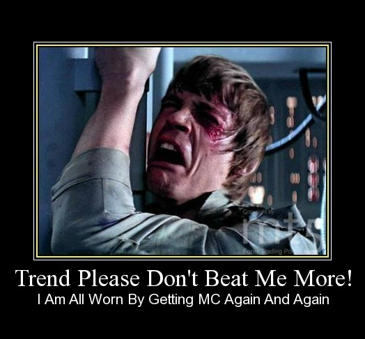 Trend Please Don't Beat Me More!