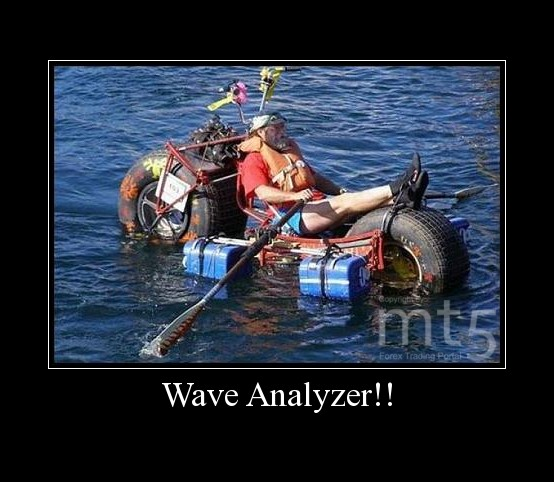 Wave Analyzer!!