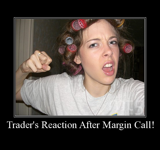 Trader's Reaction After Margin Call!