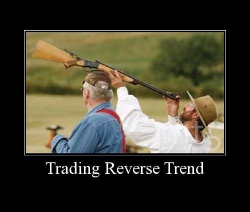 Trading Reverse Trend