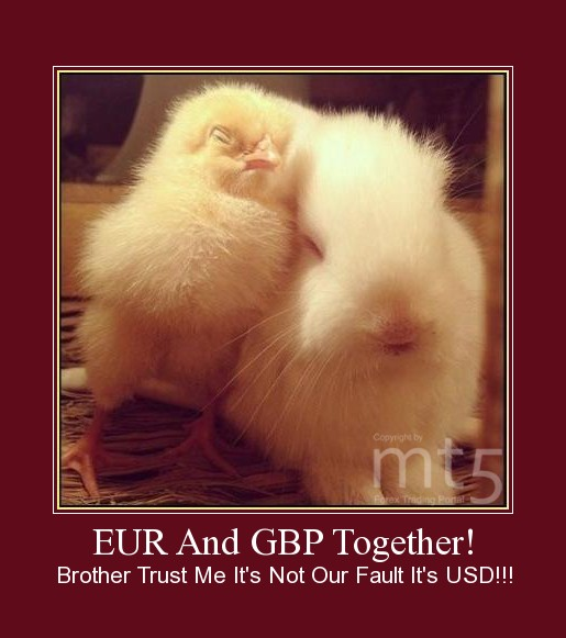 EUR And GBP Together!