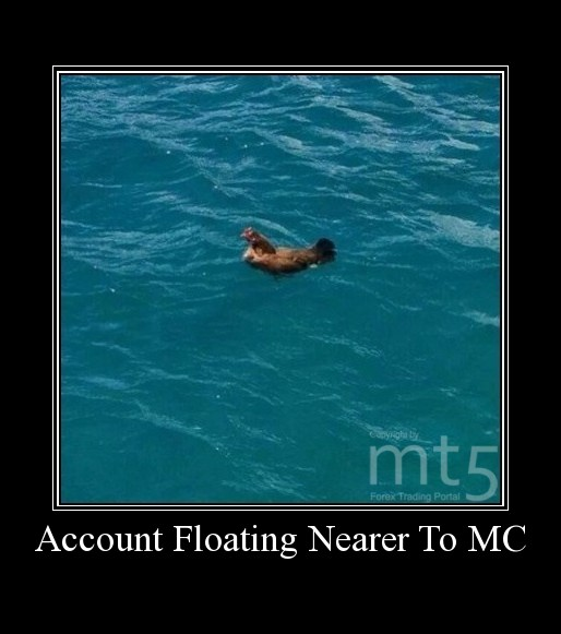 Account Floating Nearer To MC