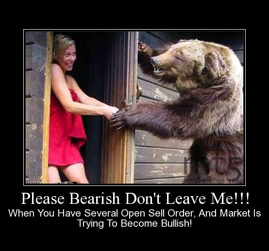 Please Bearish Don't Leave Me!!!