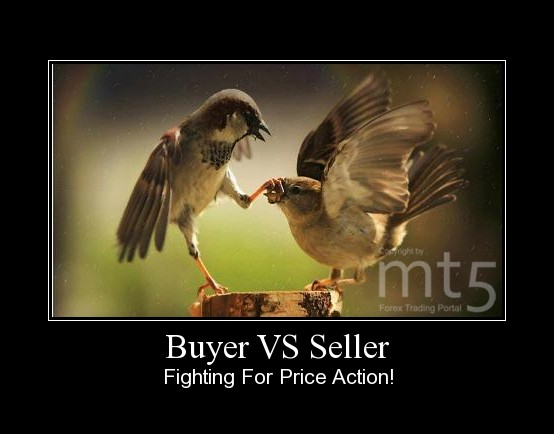 Buyer VS Seller
