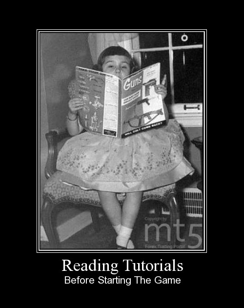 Reading Tutorials