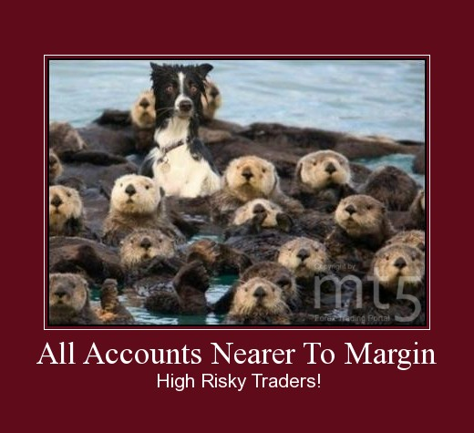 All Accounts Nearer To Margin