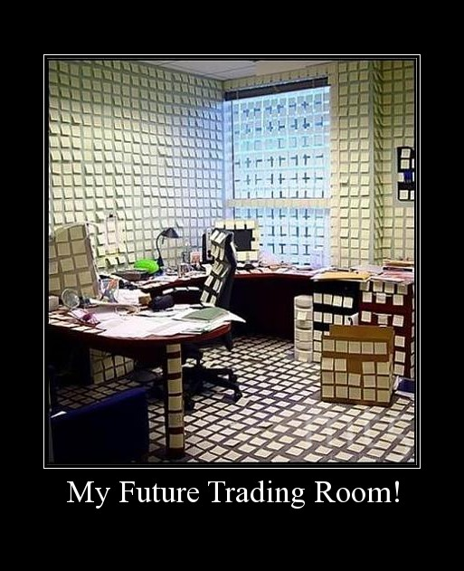 My Future Trading Room!