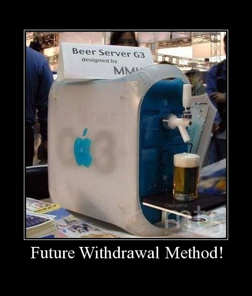 Future Withdrawal Method!