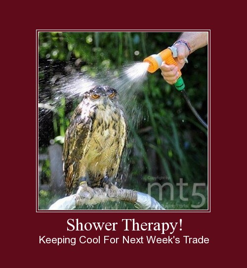 Shower Therapy!
