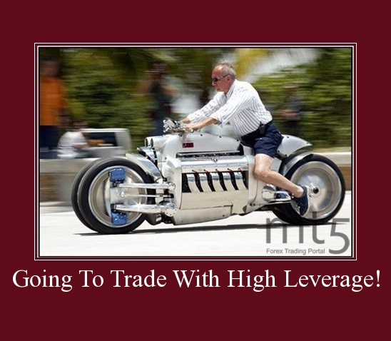 Going To Trade With High Leverage!