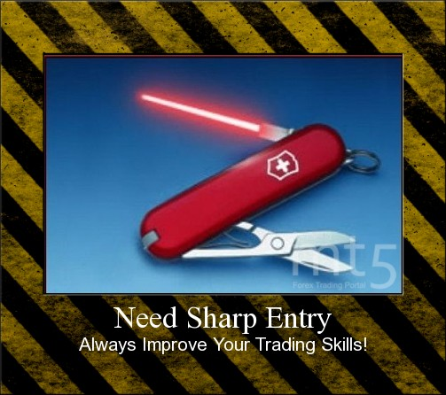 Need Sharp Entry