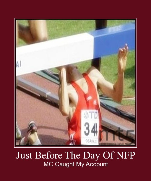Just Before The Day Of NFP
