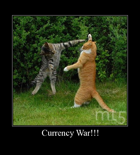Currency War!!!