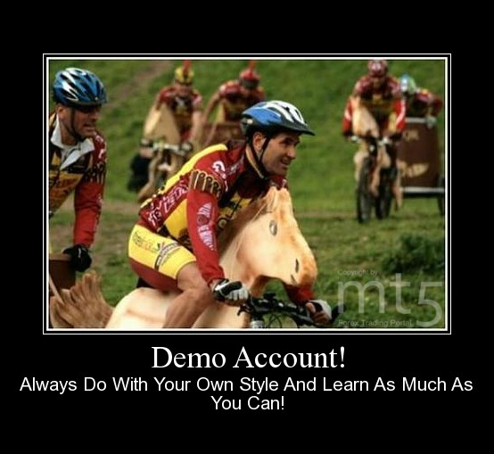 Demo Account!