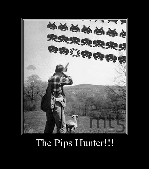 The Pips Hunter!!!
