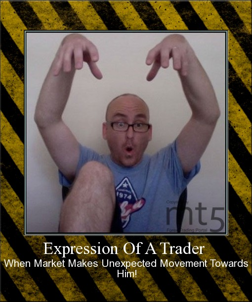 Expression Of A Trader