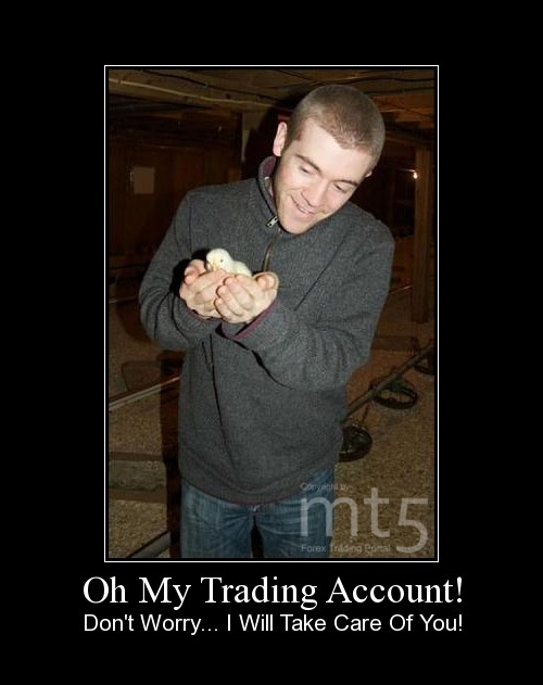 Oh My Trading Account!