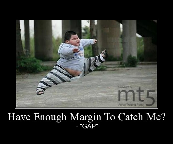 Have Enough Margin To Catch Me?