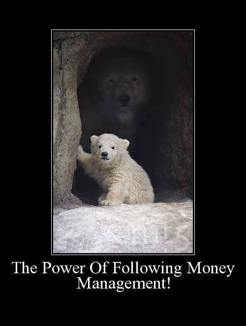The Power Of Following Money Management!