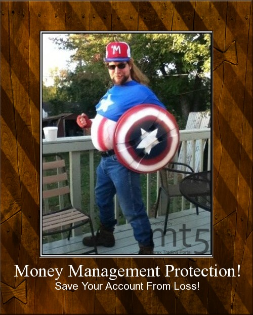 Money Management Protection!