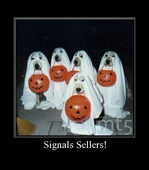 Signals Sellers!