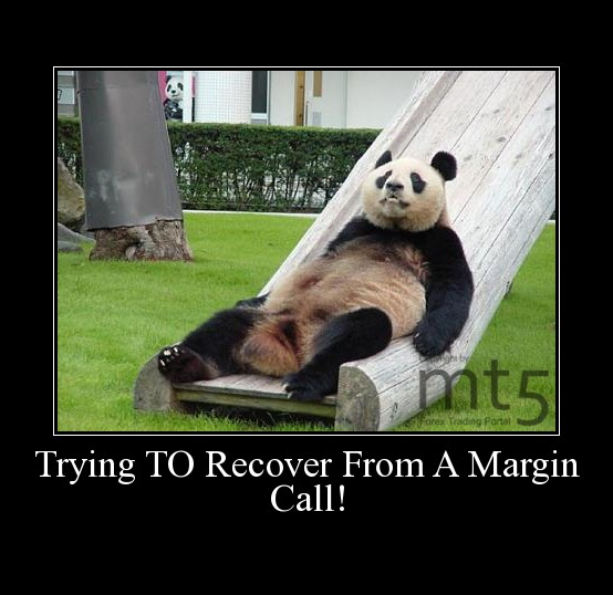 Trying TO Recover From A Margin Call!