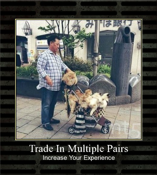 Trade In Multiple Pairs
