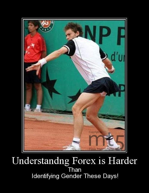 Understandng Forex is Harder