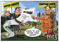 European Commission to Live within its Means