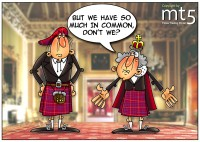 Scots to vote on sovereignty in autumn 2014