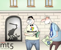 Microsoft sells AOL patents to Facebook