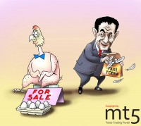 Sarkozy promised to impose financial transaction tax