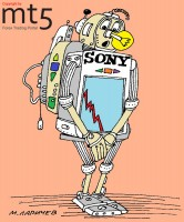 Sony Papers Cost Tumbles by 5%