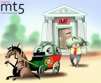 IMF lends 4 bln. euros to Portugal