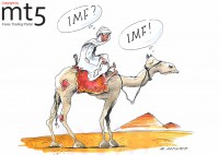 IMF will grant 3 billion dollars aid to Egypt