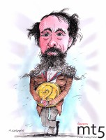 UK to celebrate Charles Dickens' anniversary with a new coin