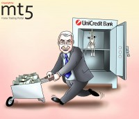 UniCredit Ex-President is Accused of Financial Frauds