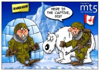 Military exercise starts in Arctic