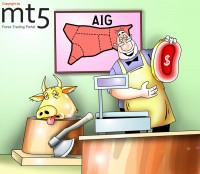 The USA Sells AIG Stocks