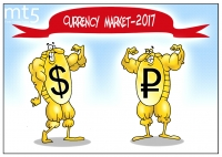 Best performing currency, or Russian ruble gains momentum!