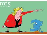 Le Pen's win not enough for France to quit eurozone